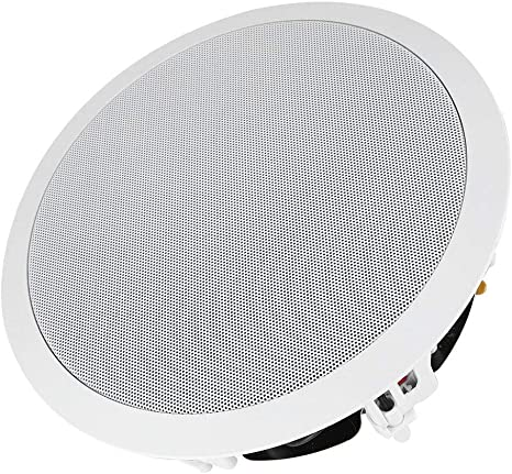 """6.5/"""" Ceiling In-wall Enclosed Speakers Contractor Business LOT 8 NEW"""