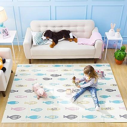Fenfen Alfombrillas para niños XPE Baby Crawling Mat Living ...