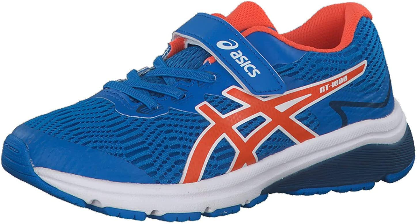 ASICS Chaussures Junior Gt-1000 8: Amazon.es: Zapatos y complementos
