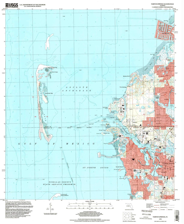 Amazon.com : YellowMaps Tarpon Springs FL topo map, 1:24000 ... on map of waterford mi, map of fenton mi, map of harrison township mi, map of kalamazoo mi, sunset tarpon springs fl, hospitals tarpon springs fl, map tampa fl, map florida fl, map of saratoga springs ny, map of new york counties, howard beach tarpon springs fl, map of downtown tarpon springs, santorini restaurant tarpon springs fl, map of longview tx, craig park tarpon springs fl, map of colorado springs, map of palm springs ca, map of florida,