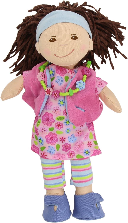 "B000YERGAE HABA Doll Paola, 15"" 71VZ6noiMcL.SL1500_"