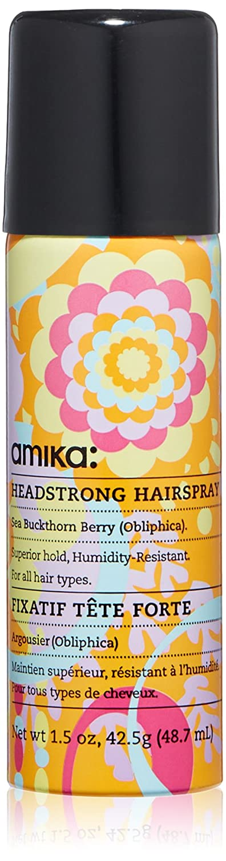 Amazon Com Amika Headstrong Hairspray 1 5 Fl Oz Luxury Beauty