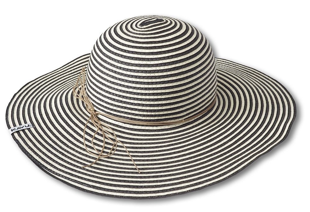 KAVU Womens Lady Leah Fishing Hats Black Smoke One Size KAVU-Outdoors 115