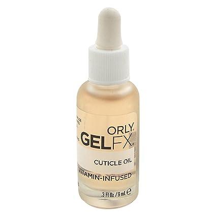 Orly GelFx Aceite Gel cutícula Laca de uñas de manicura infundido con vitamina A y E
