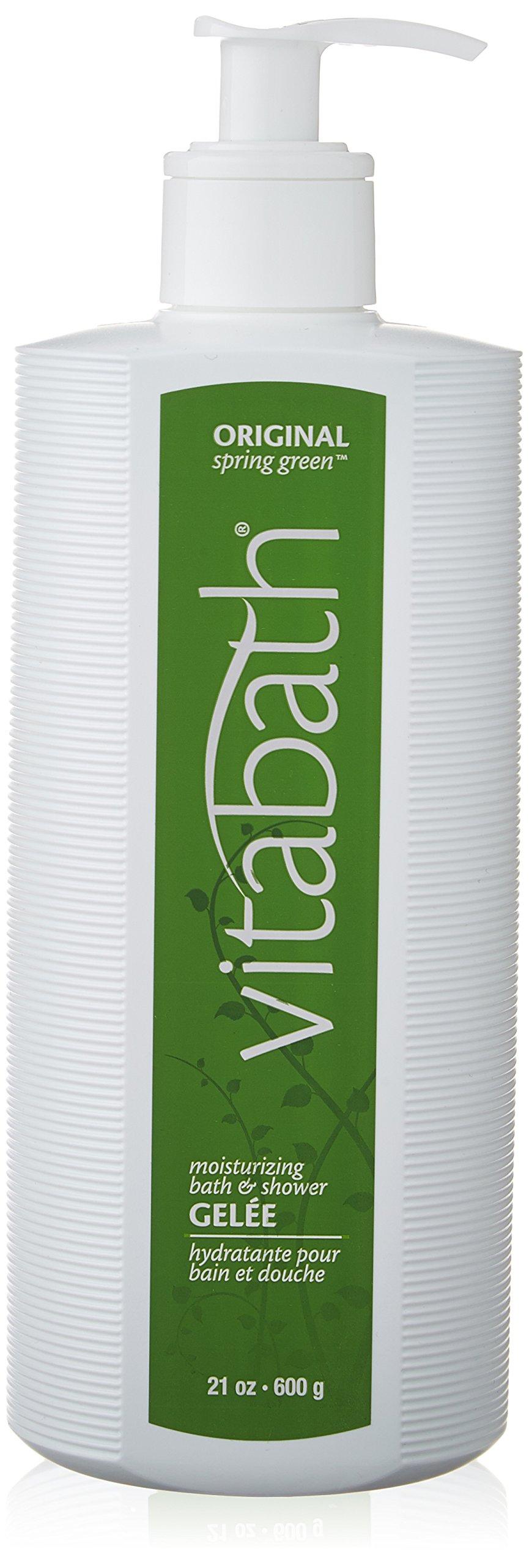 Amazon.com: Vitabath Bath & Shower Gelee, Moisturizing, Original ...