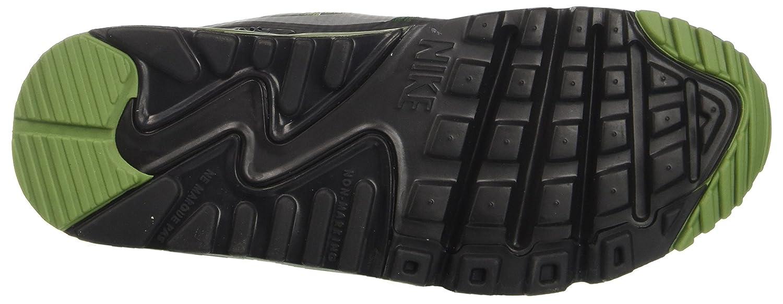 Nike Air MAX 90 NS Se GS, Zapatillas Infantil, Negro (Black