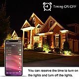 LED Flood Light 100W Equivalent, Outdoor Color