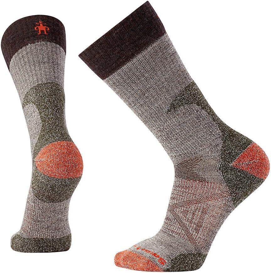 Women/'s Hike Medium Striped Smartwool PhD Outdoor Light Crew Socks