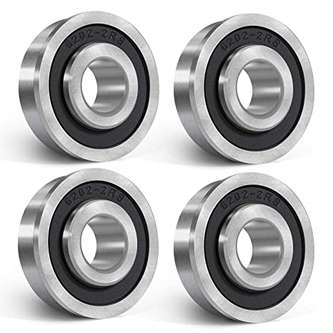"6202-ZZ BEARING 5//8/"" BORE TERRIFIC PRICING ON LOTS OF 500 !!"