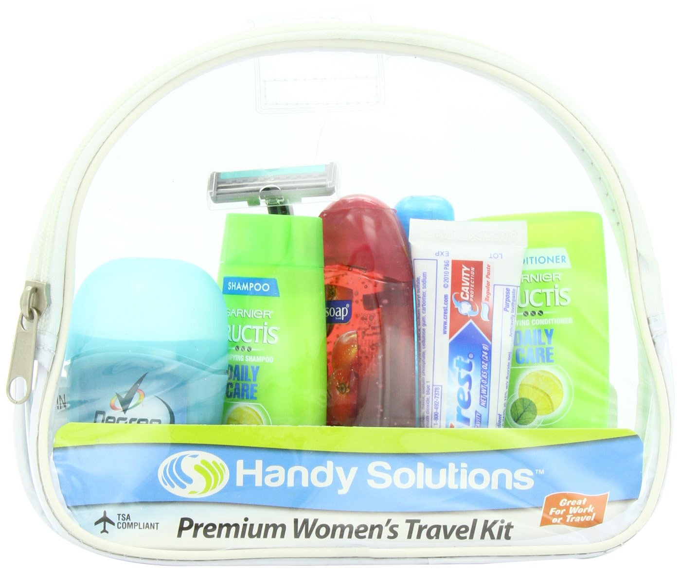 Handy Solutions Premium Women's Travel Kit