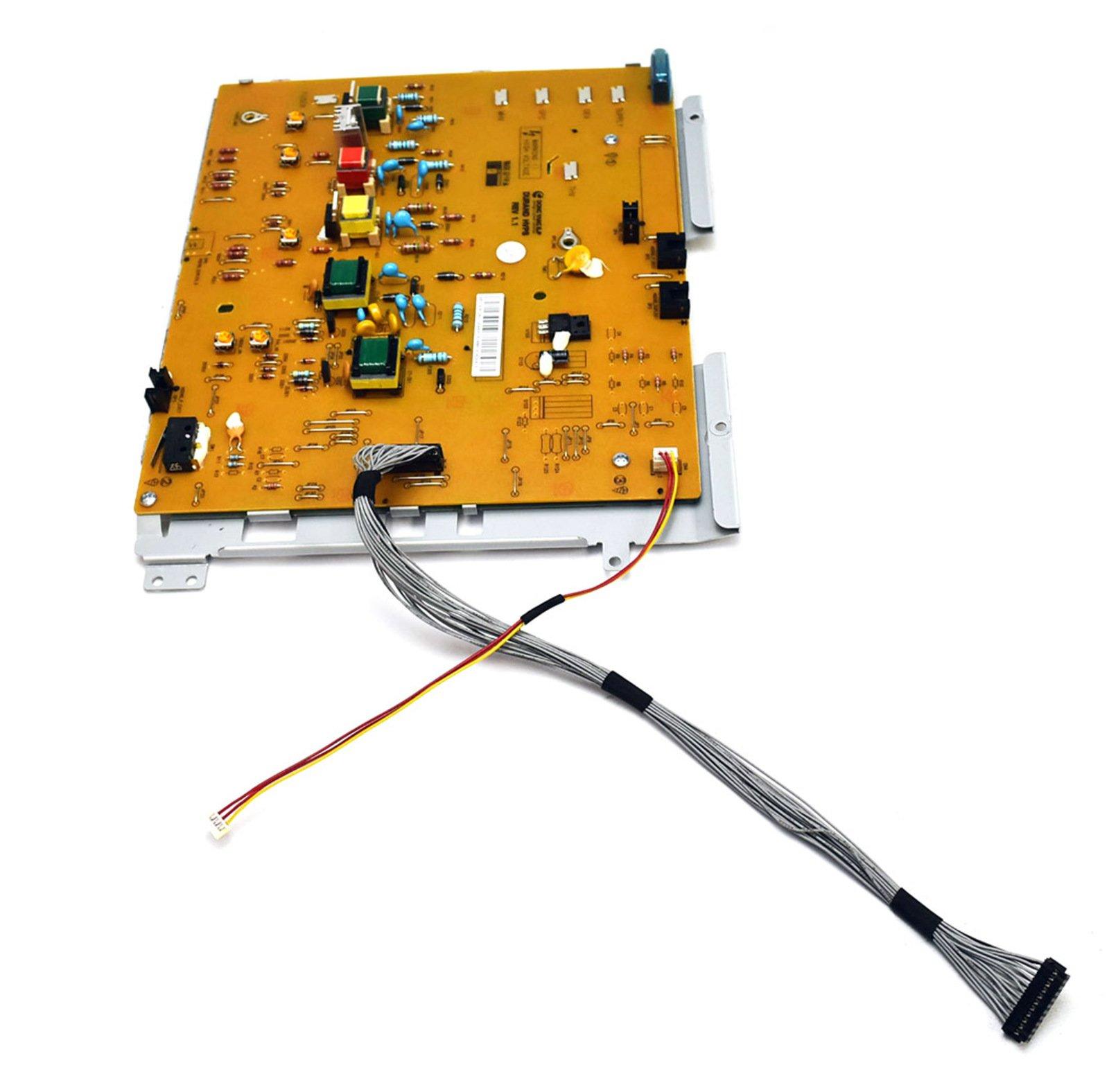 FOR DELL F028C Genuine OEM Dell 2335dn 2335 Laser Printer HVPS High Voltage Power Supply Printer PCBA w/Backplate Panel Base Assembly