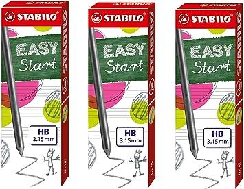 Bleistift-Minen 3,15 HB Stabilo EasyErgo Nachfüllminen