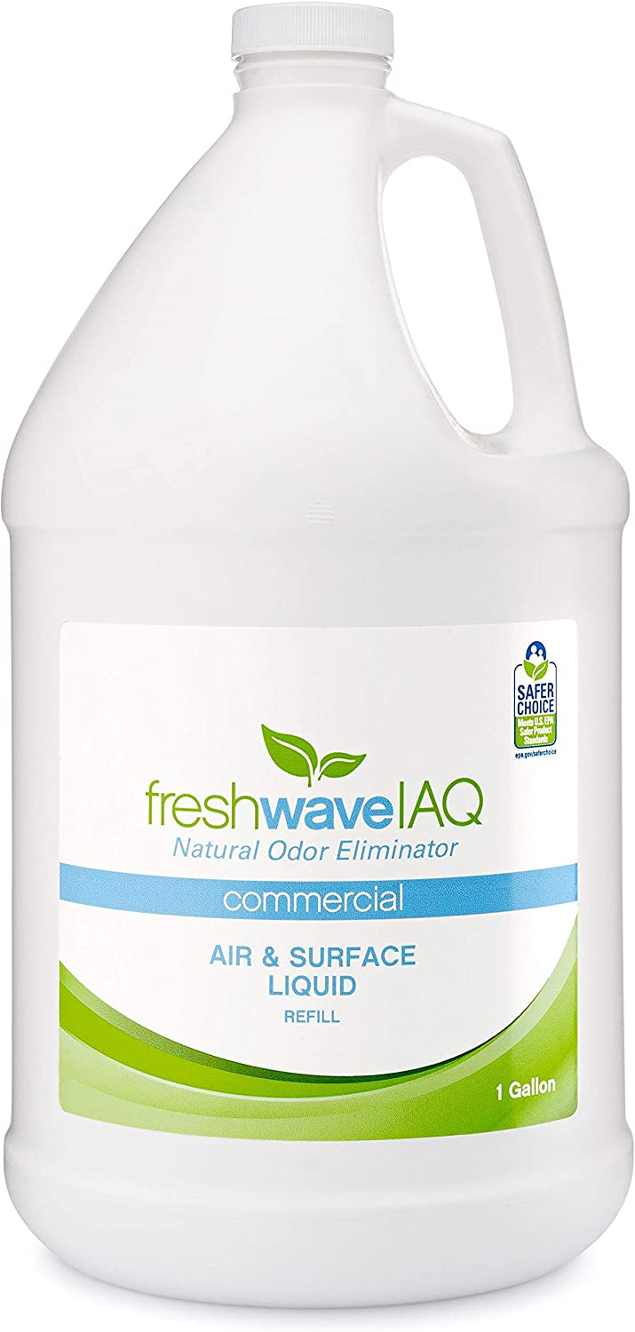Fresh Wave IAQ Commercial Odor Eliminating Air & Surface Liquid, 1 Gallon