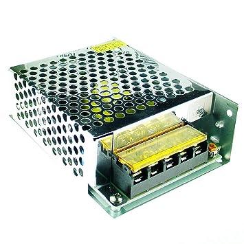 Amazon.com: Fuente de alimentación de 5 V, PHEVOS AC110 V a ...