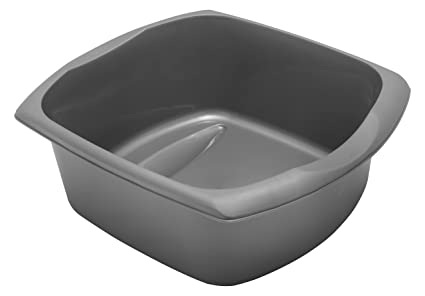 70168f211225 Image Unavailable. Image not available for. Colour: Addis Large Rectangular  Bowl, Metallic ...