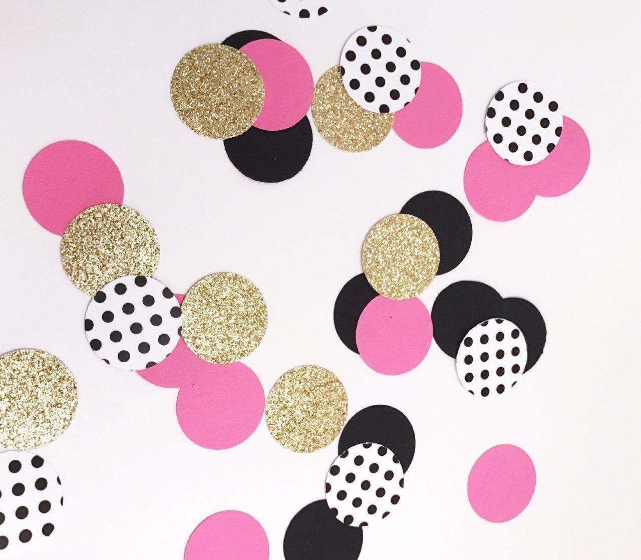 paris party confetti bridal shower confetti paris confetti wedding confetti bachelorette party