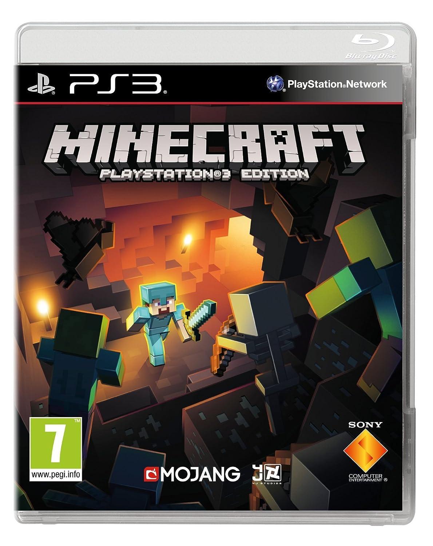 amazon minecraft ps3 輸入版 プレイステーション3