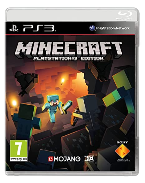 Minecraft (PS3): Amazon co uk: PC & Video Games