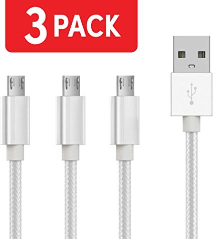 Amazon.com: TalkWorks - Cable micro USB para cargador de ...