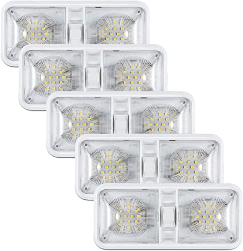 Kohree 12V Led RV Ceiling Dome Light