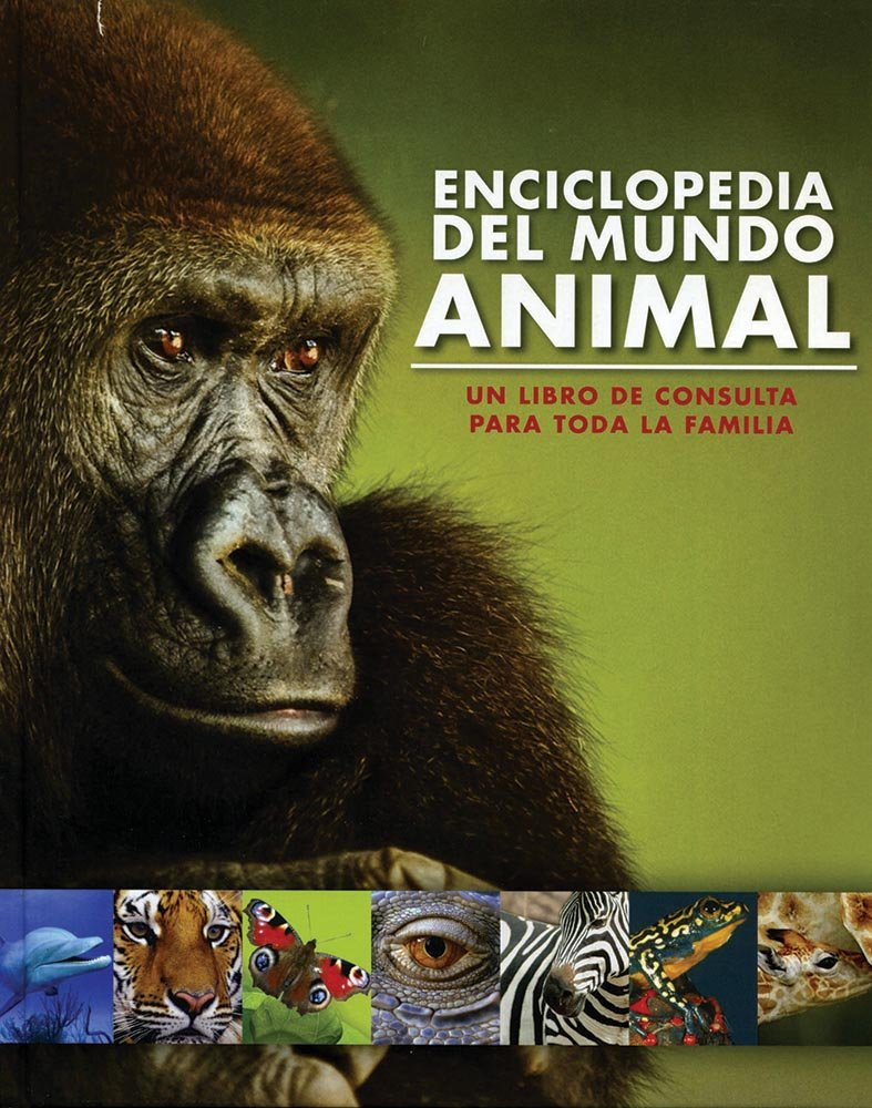 Enciclopedia Del Mundo Animal (Family Encyclopedia) (Spanish Edition):  Parragon Books: 9781472304339: Amazon.com: Books