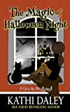 A Cat in the Attic Mystery: The Magic of Halloween Night