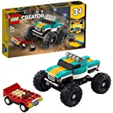 LEGO Creator 31101 Monster Truck Building Kit (163 Pieces)