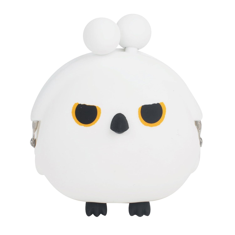 3D Pochi Friends Owl Silicone Coin Purse