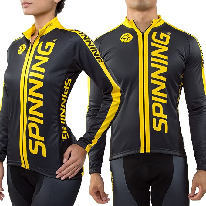 SPINNING 40-072-06XS Chaleco, Hombre, Amarillo, XS: Amazon.es ...
