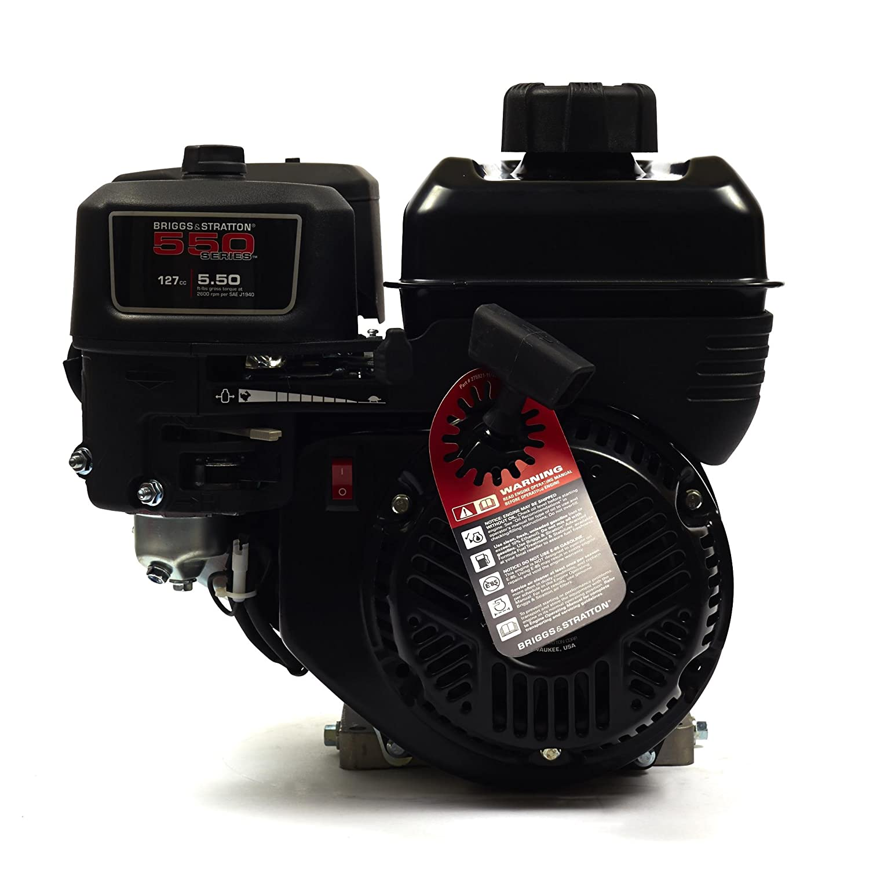 Amazon.com: Briggs and Stratton 83132-1035-F1 550 Series 127cc Engine: Home  Improvement