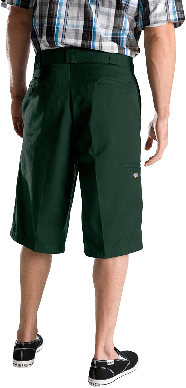 "Dickies Men/'s 13/"" Multi-Pocket Pocket Loose Fit Work Shorts Style # 42283"