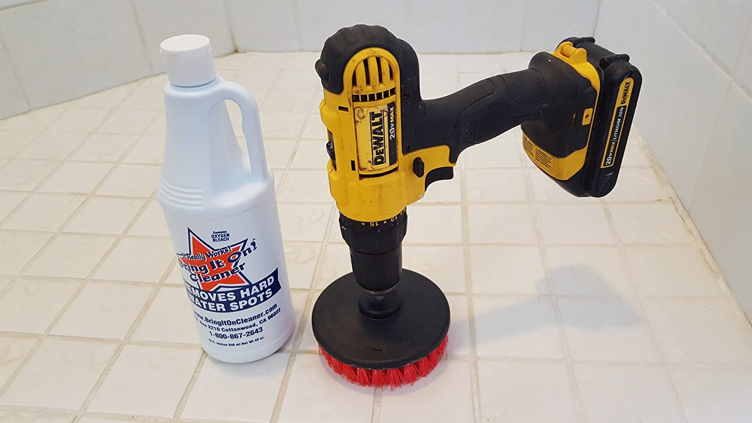 Best Grout CleanerTile The Way To Clean Tile