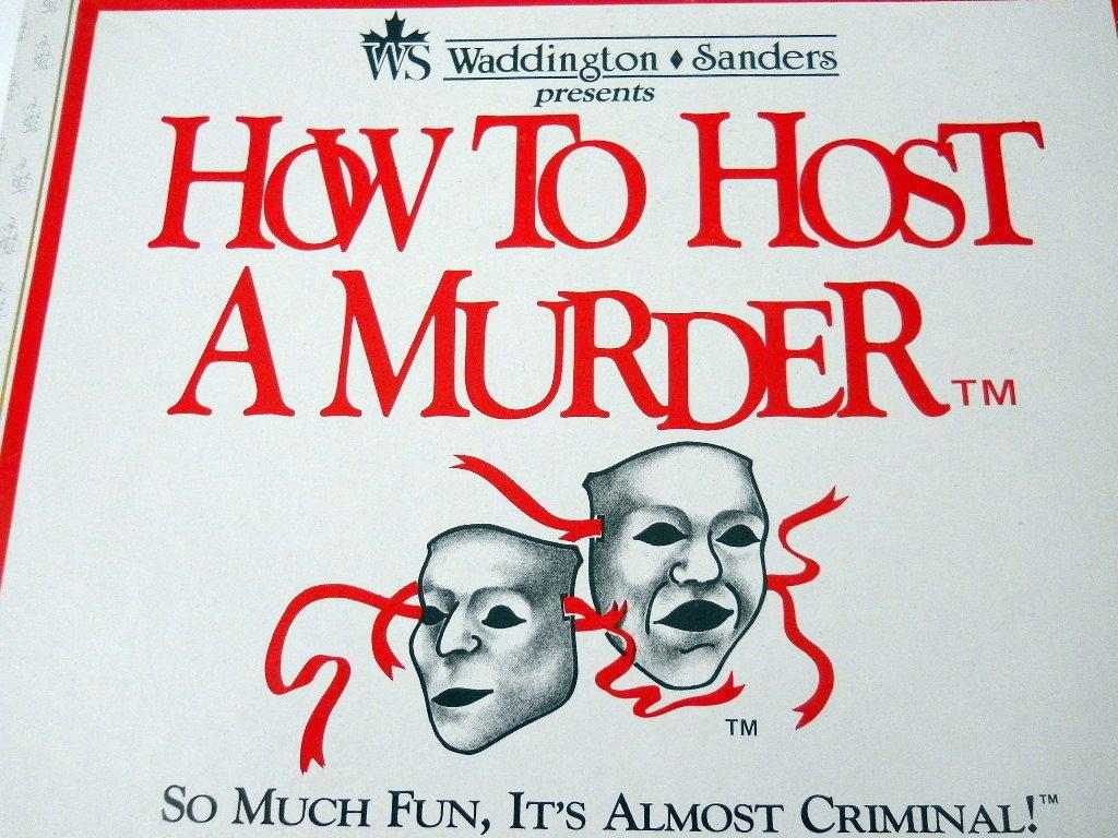 tienda en linea How to Host a Murder The Watersdown Affair by by by Waddington Sanders  estar en gran demanda