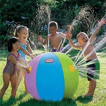 Toyfun Bola De Agua Inflable Para Playa Piscina Juegos Para Ninos