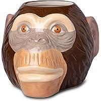 bar@drinkstuff Taza de cerámica Tiki Monkey Head Sharer