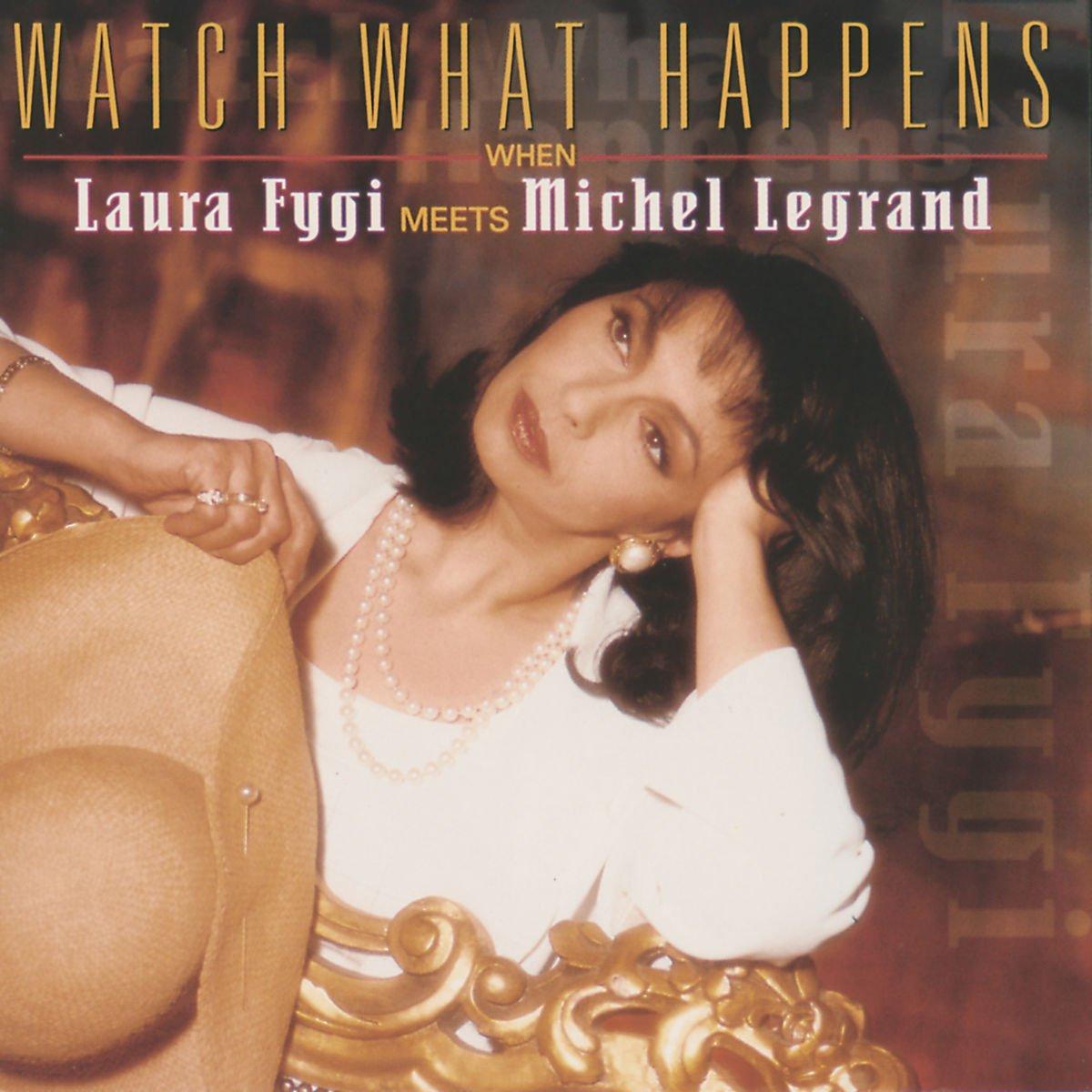 Laura Fygi - Watch What Happens When Laura Fygi Meets Michel ...