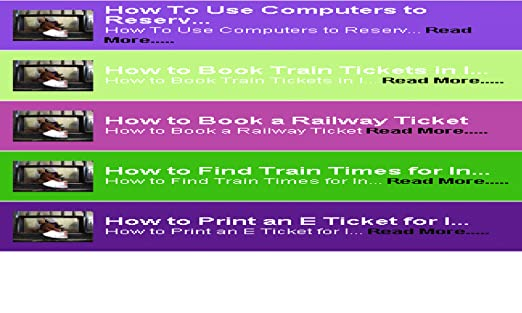 Amazon com: IRCTC Train ticket Book: Appstore for Android
