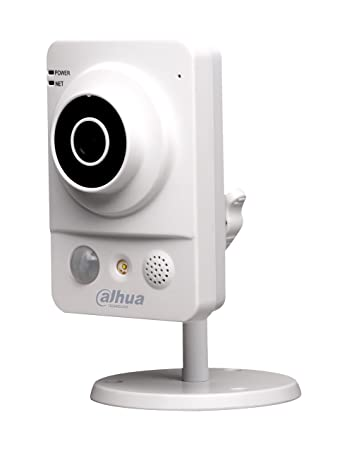 Dahua HD 720p 1.0MP Wireless P2P Cube Network IP CCTV Camera with Memory Card Slot Recording Dome Cameras at amazon