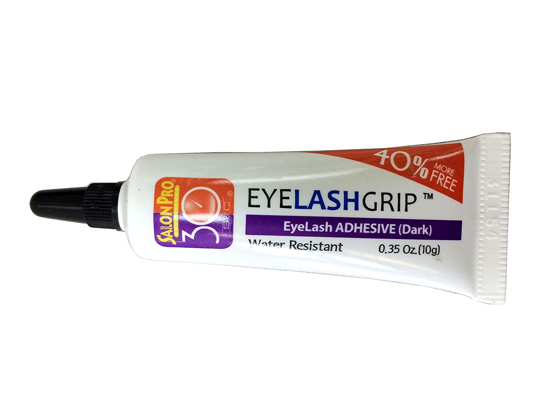 Amazon Salon Pro 30 Sec Eyelash Grip Eyelash Adhesive 032 Oz