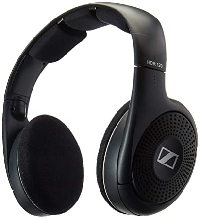 be600bc719e Amazon.com: Sennheiser HDR120 Supplemental HiFi Wireless Headphone for RS- 120 System: Home Audio & Theater