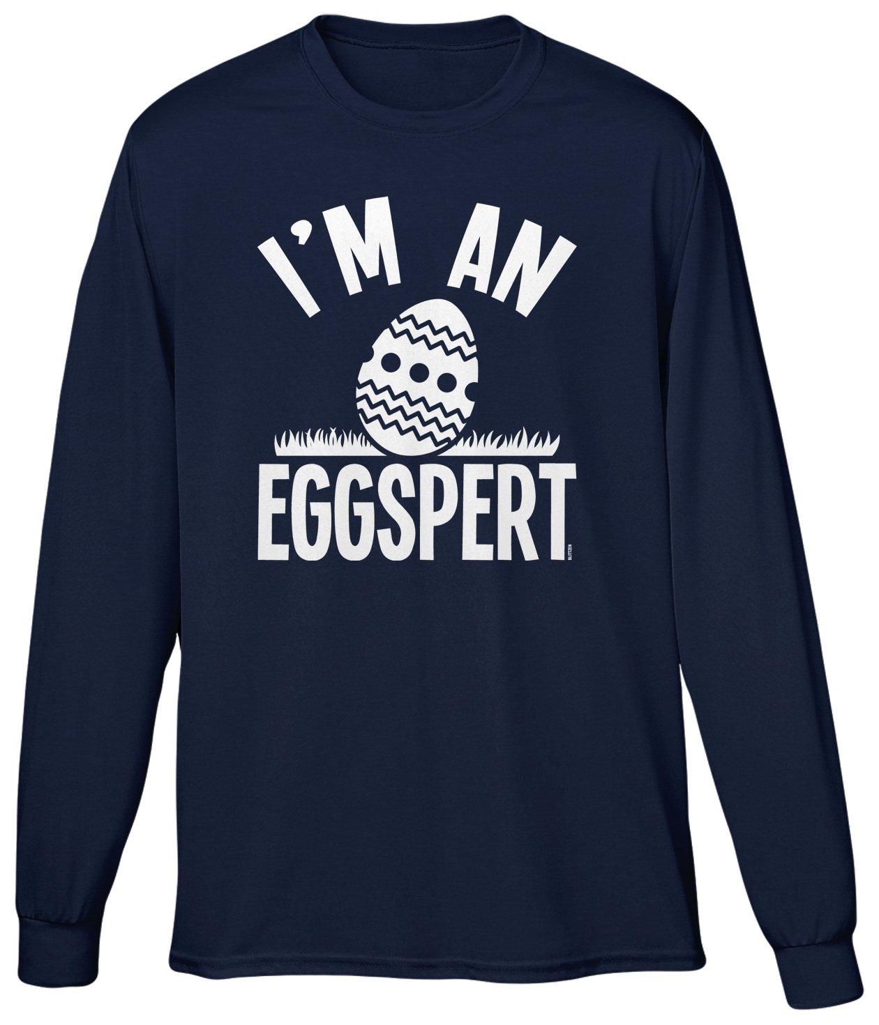 S Tshirt Im An Eggspert Funny Easter Joke