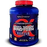 Alpha Nutrition Proteína 100% Whey, 5 Lb