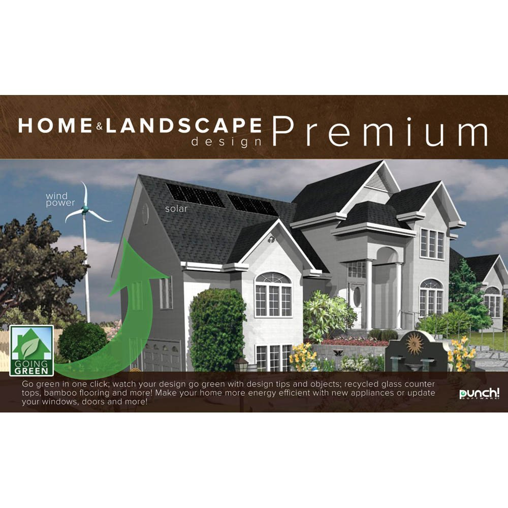 Punch Home Design Architectural Series 4000   100 Punch Software  Professional Home ...