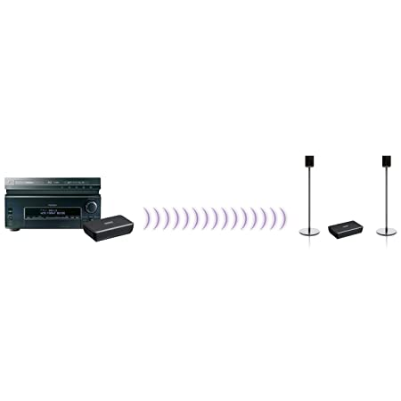 Surround Anywhere 221 - Transmisor de Audio | Digital | conexión inalámbrica con Altavoces Surround: Amazon.es: Electrónica