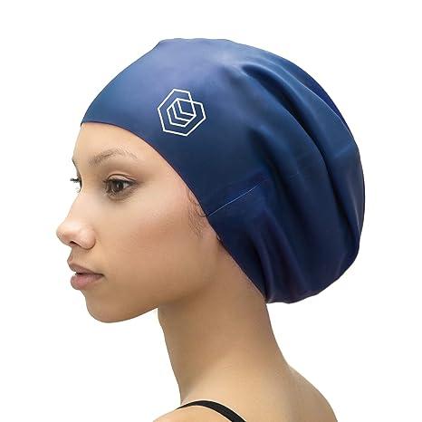 SOUL CAP XL - Cuffia da Piscina Extra Large   Cuffia da Doccia ... ea547f968dd1