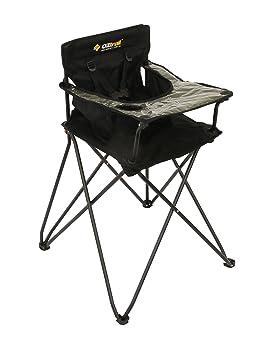 Silla alta infantil - silla plegable de camping para niños ...