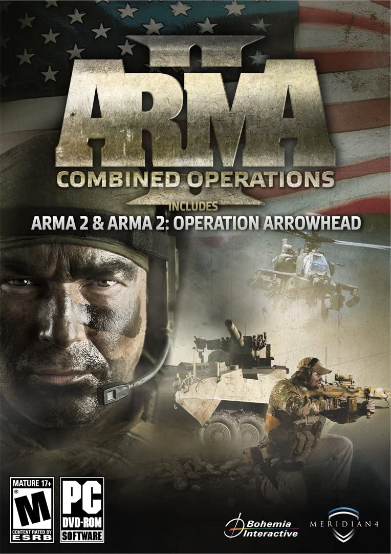 Amazoncom Arma 2  Combined Operations  PC Video Games