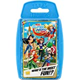 Top Trumps DC Superhero Girls Card Game