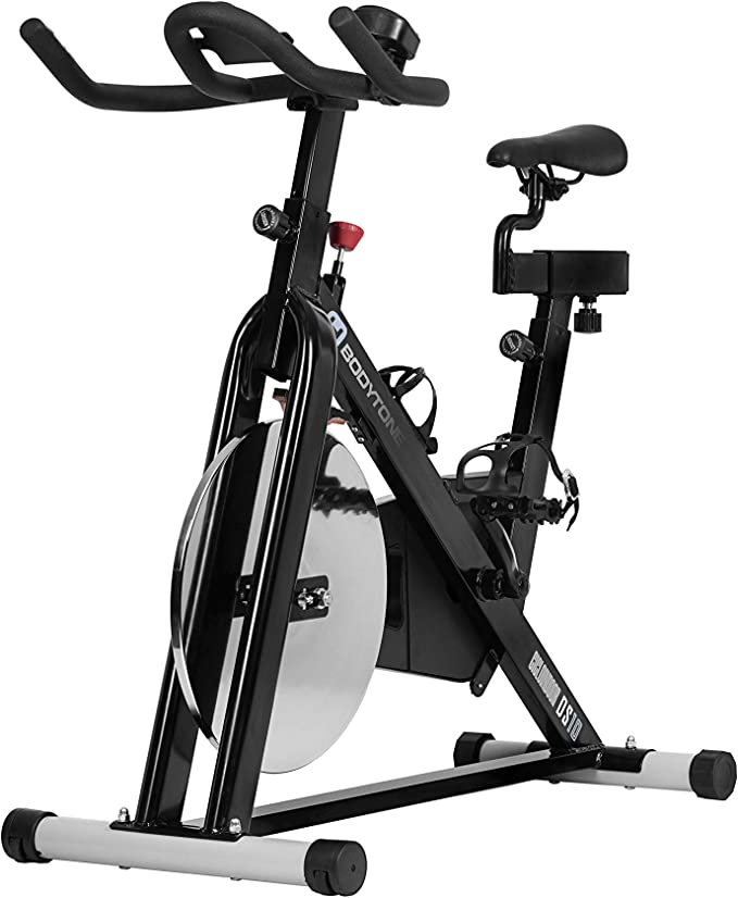 BT BODYTONE DS10 Bicicleta de Ciclo Indoor para Fitness y Spinning ...
