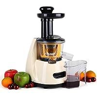 """Klarstein""""Fruitpresso Slow Juicer"""" Multifunktions-Entsafter elektrisch Saftpresse Saftmaschine"""